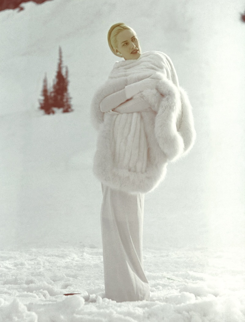 Photographed by John Rawlings, Vogue, December 1962