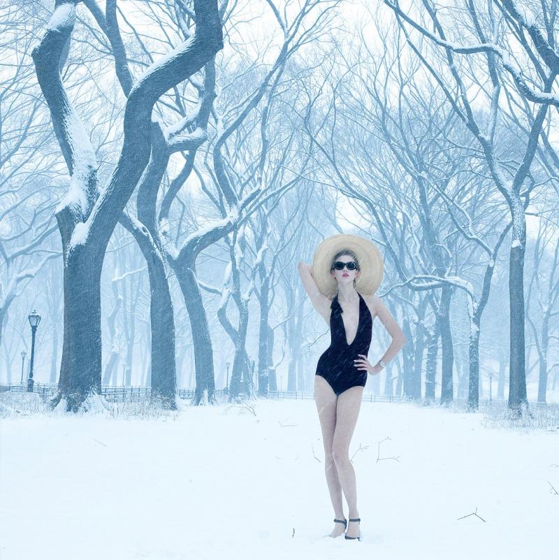 Photographed by Steven Meisel, Vogue, September 2010