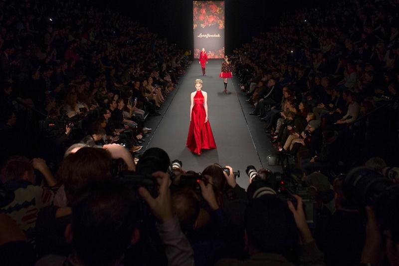 Germany Berlin Fashion Week