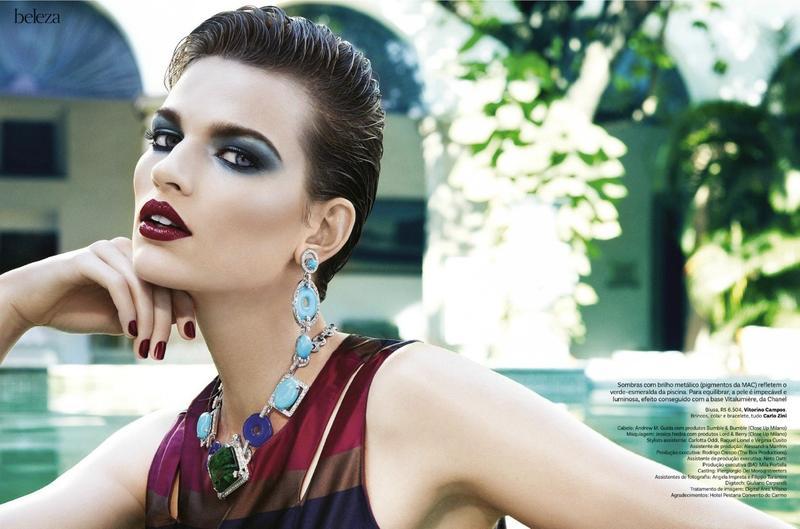 Vogue Brasil ecos tropicais  2