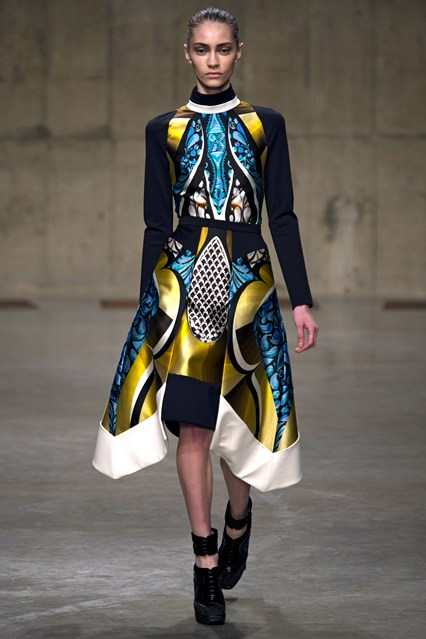 Peter Pilotto Fall 2013 Collection-1
