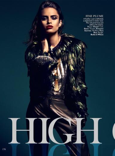 Vogue India high gloss