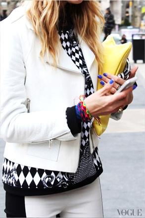 NY Fashion week february 2013