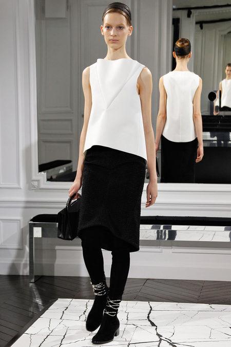 Balenciaga Fall 2013 Collection