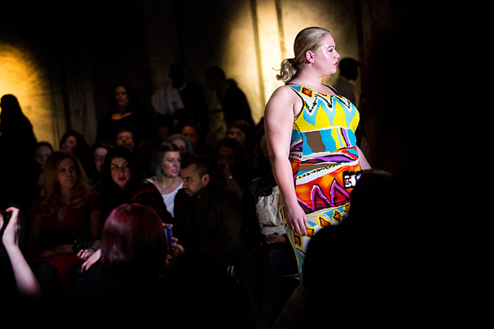 London Plus Size Fashion Week : Celebrating Curves!