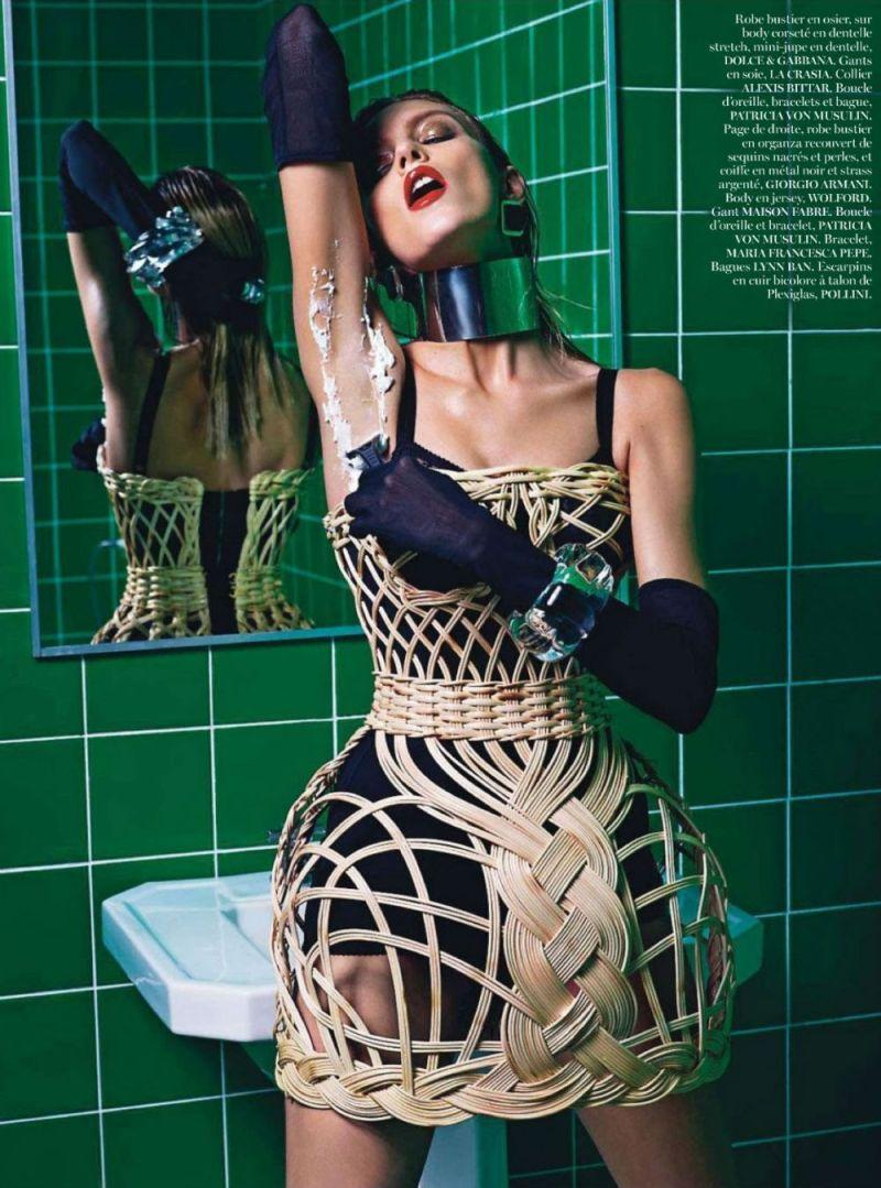 Vogue Paris : Do Not Disturb