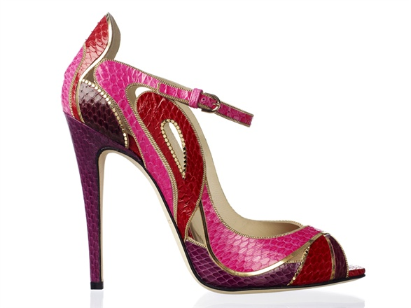Brian Atwood Fall 2013 Collection Preview
