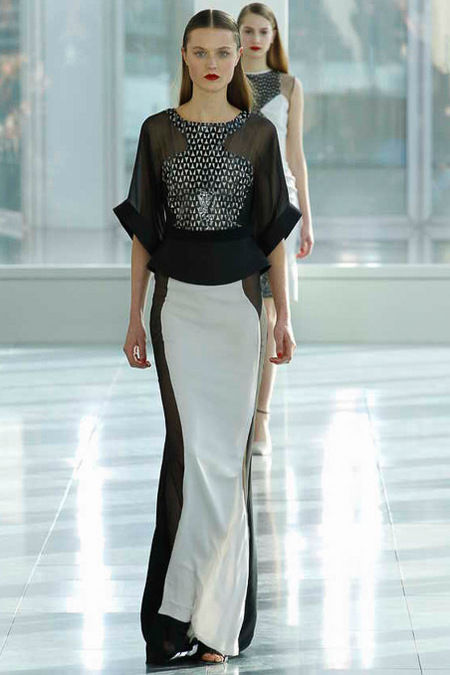 antonio berardi fall 2013 collection