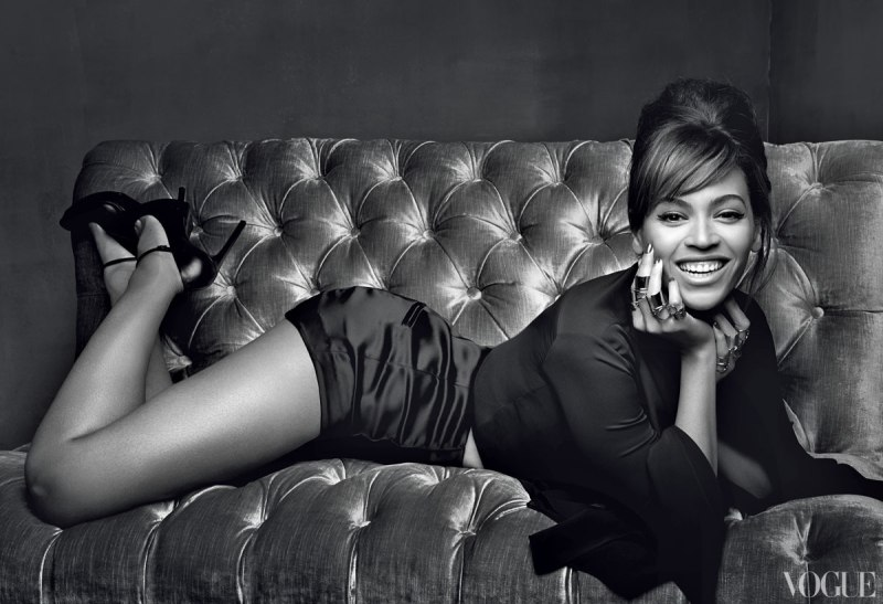 beyonce for vogue us march 2013