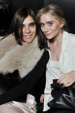 CarineRoitfeld_AshleyOlsen at H & M after party