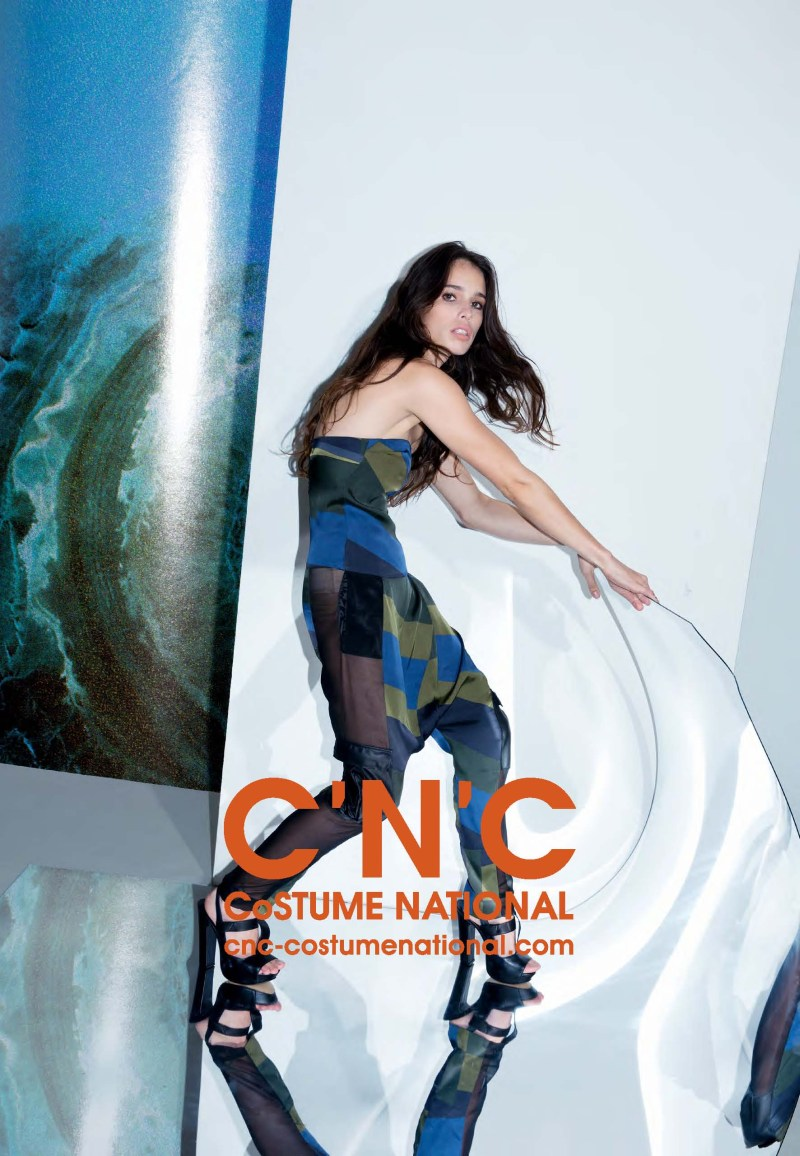 C'N'C Costume National Spring 2013 Campaign