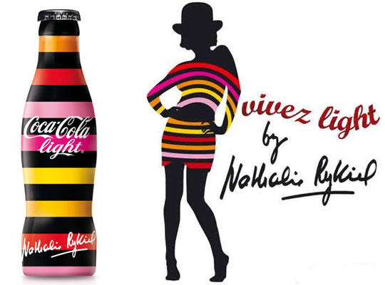 coca-cola-light / nathalie-rykiel