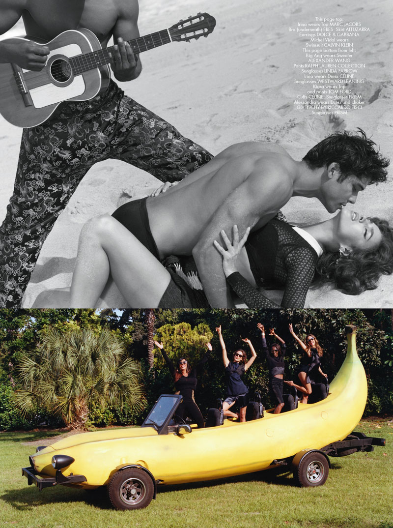 Bruce Weber's Miami House Party
