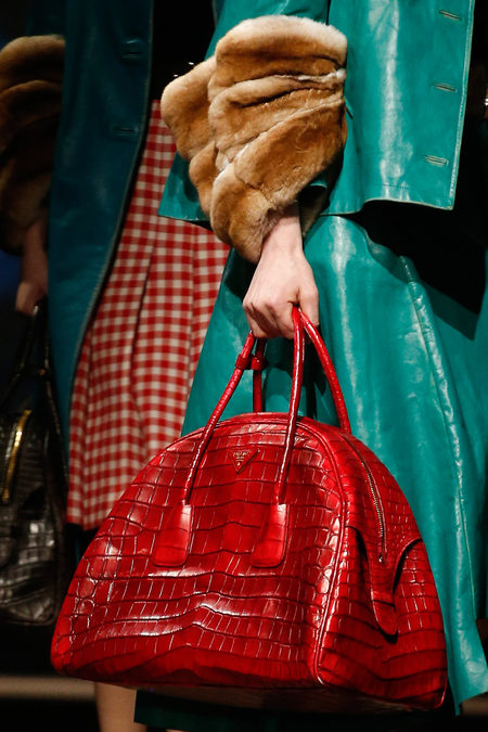 deatils at prada fall 2013