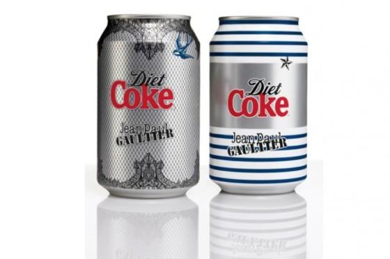 diet-coke/ jp gaultier