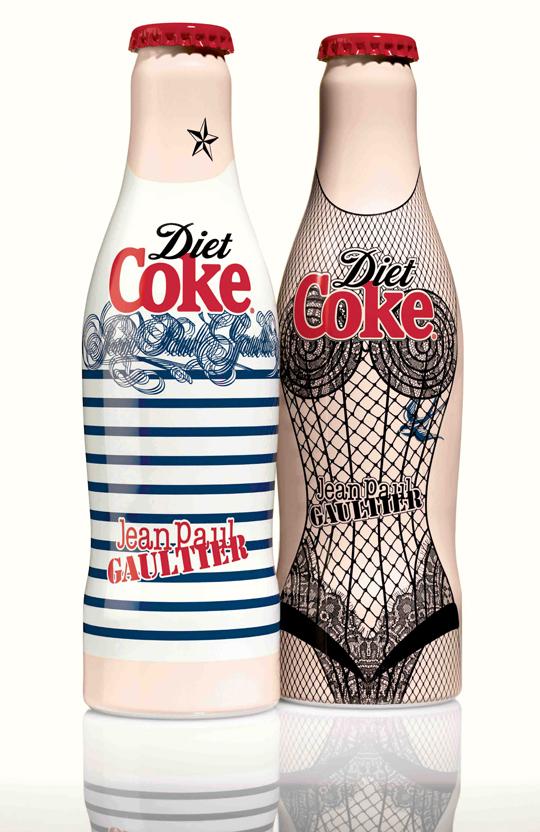 diet-coke / jean-paul-gaultier