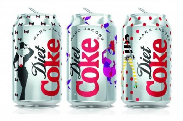 diet coke / marc jacobs