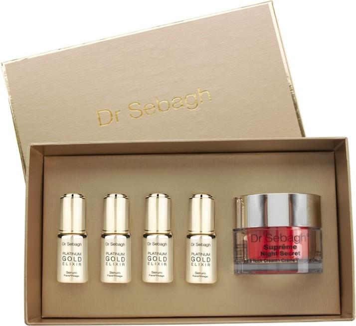 dr sebagh platinum gold elixir gift set