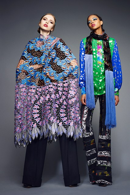 Duro Olowu Fall 2013 Collection