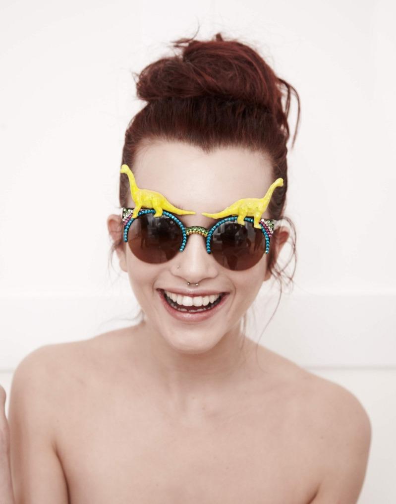 spangled s/s 2013 sunglasses