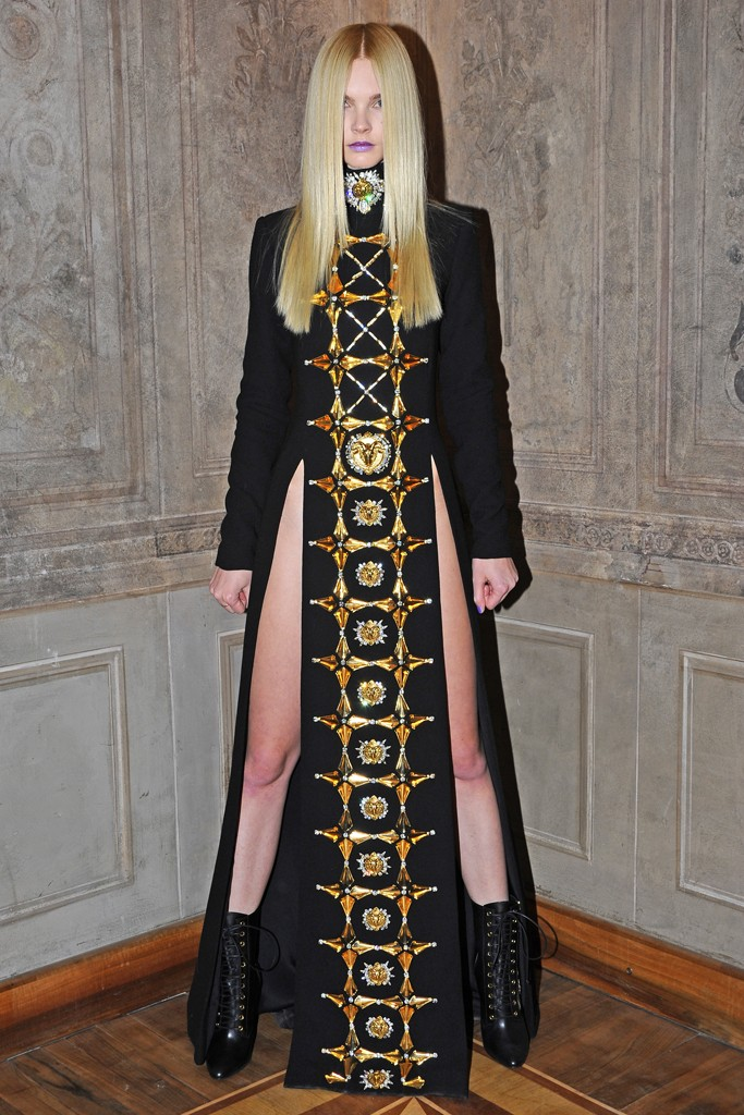 Fausto Puglisi Fall 2013 Collection