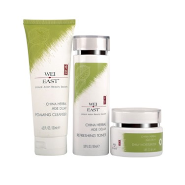WEI BEAUTY ASIAN SKIN CARE LINE