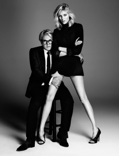 Giuseppe Zanotti For Anja Rubik Collection