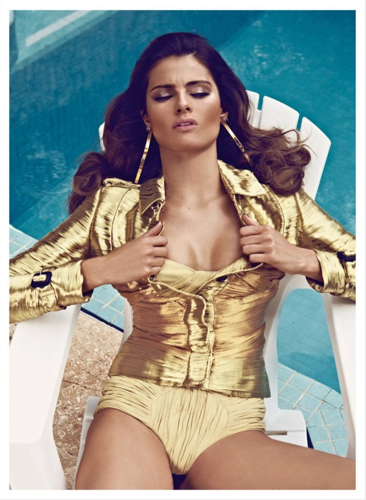 Vogue Mexico : Yellow Fever