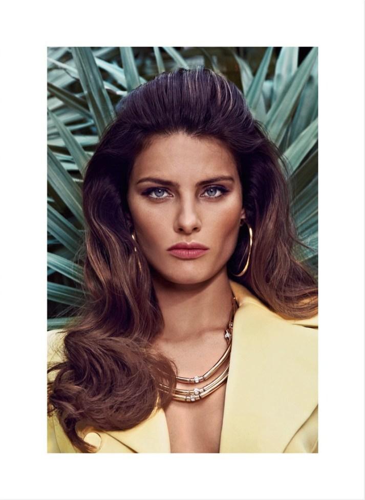 Vogue Mexico : Yellow Fever
