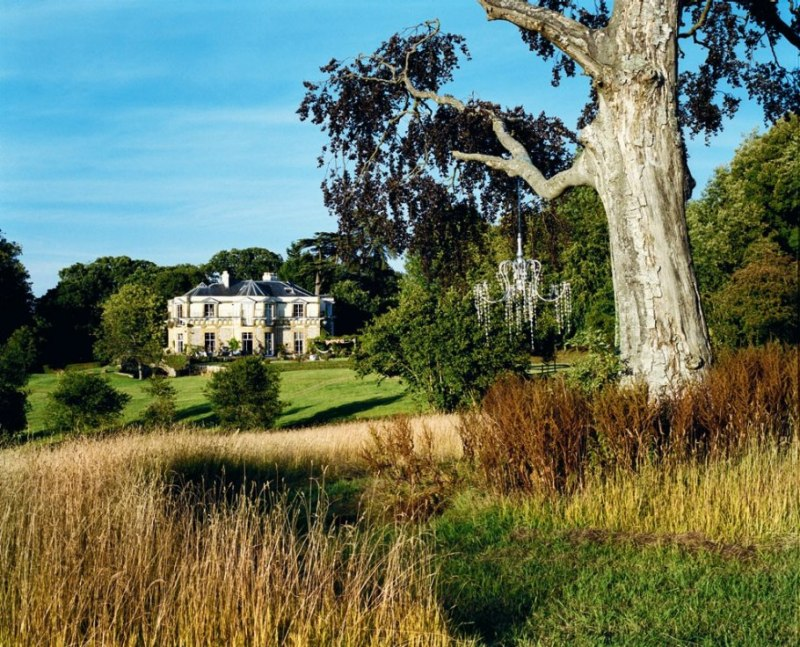 Alice Temperley : Country Estate In Somerset