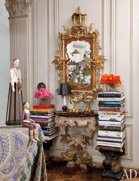 Iris Apfel's Exuberant Apartment