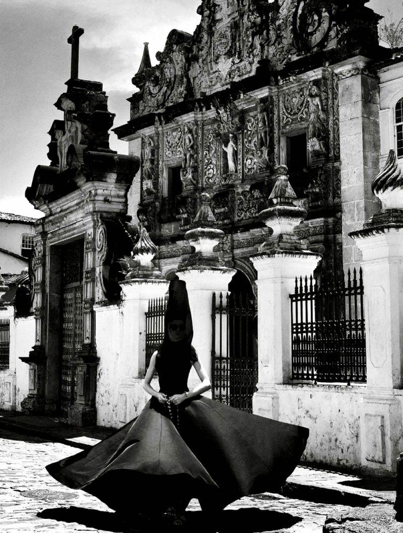Izabel Goulart by giampaolo sgura-6