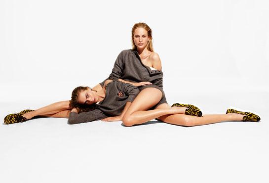 cara_poppy_delevingne  :Hogan and Katie Grand : Gang 2