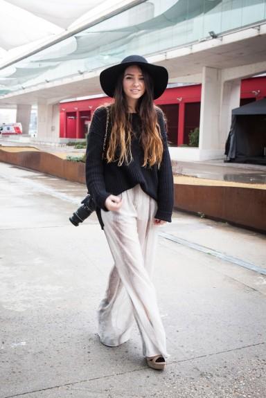 Off The Runaway At Madrid Fashion Week