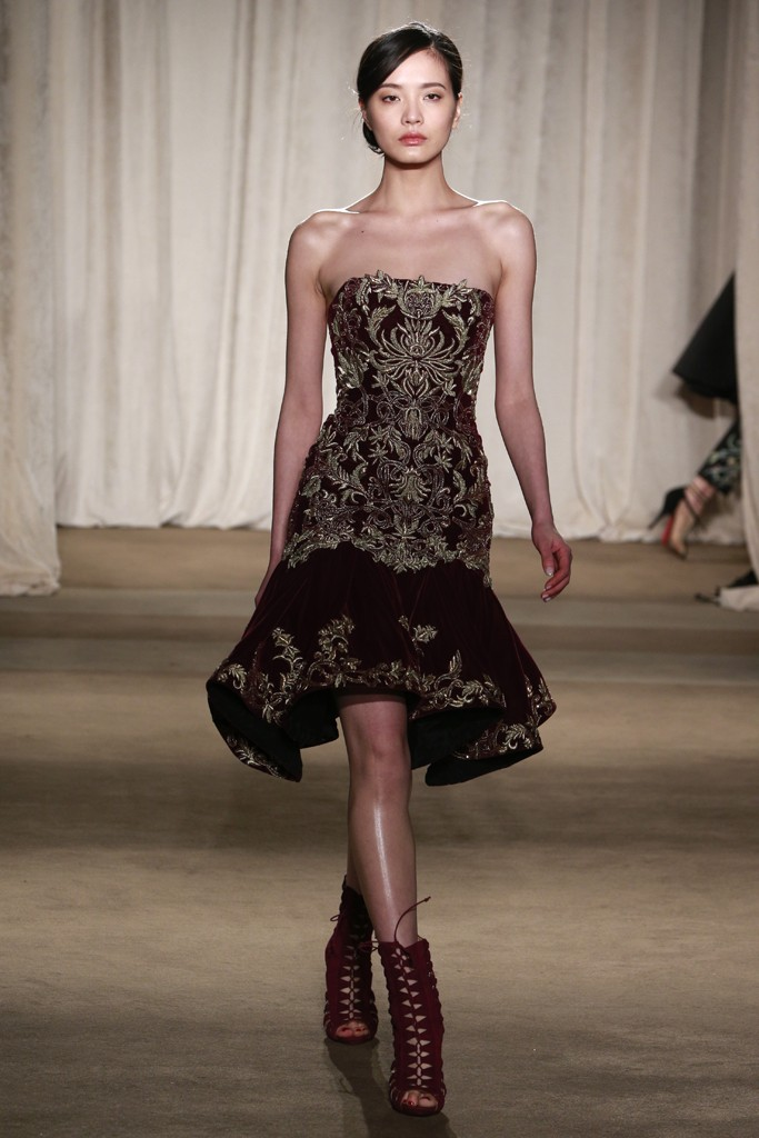 Marchesa Fall 2013 Collection-18