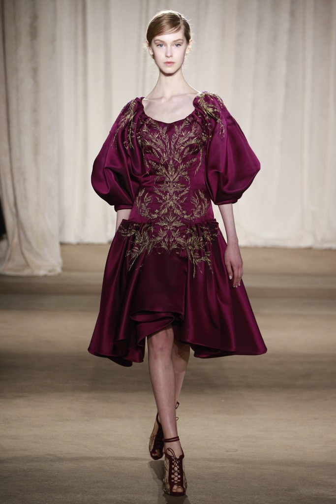 Marchesa Fall 2013 Collection-22