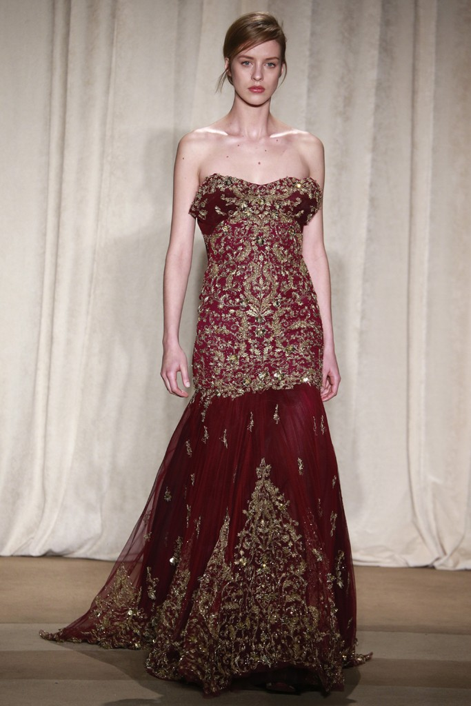 Marchesa Fall 2013 Collection-23