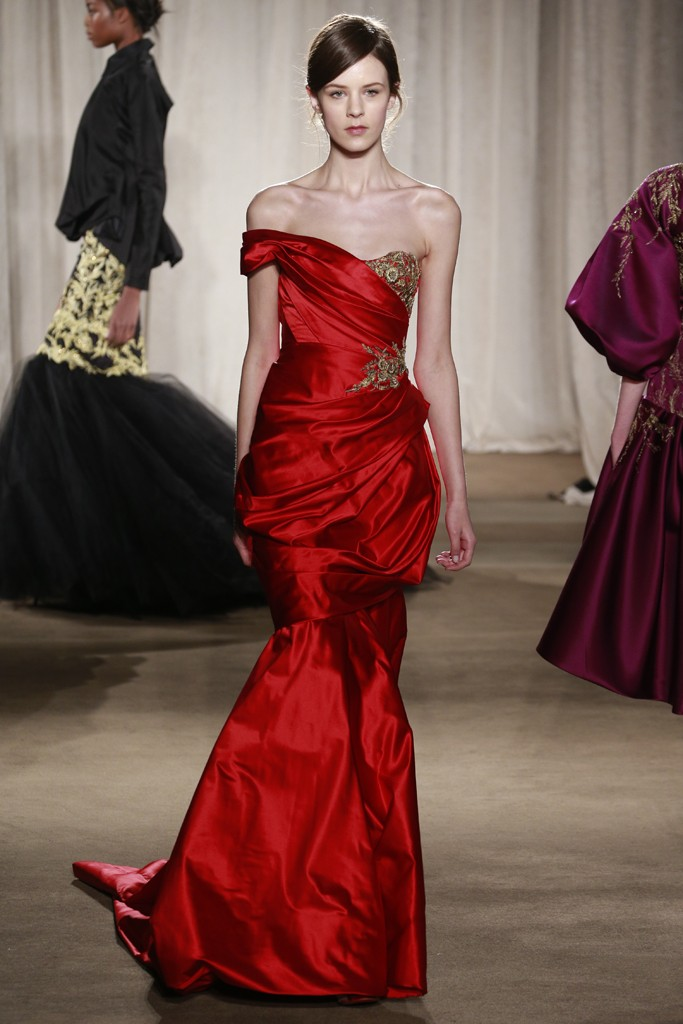 Marchesa Fall 2013 Collection-27