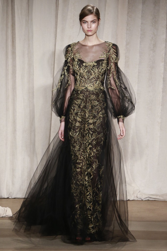 Marchesa Fall 2013 Collection-28