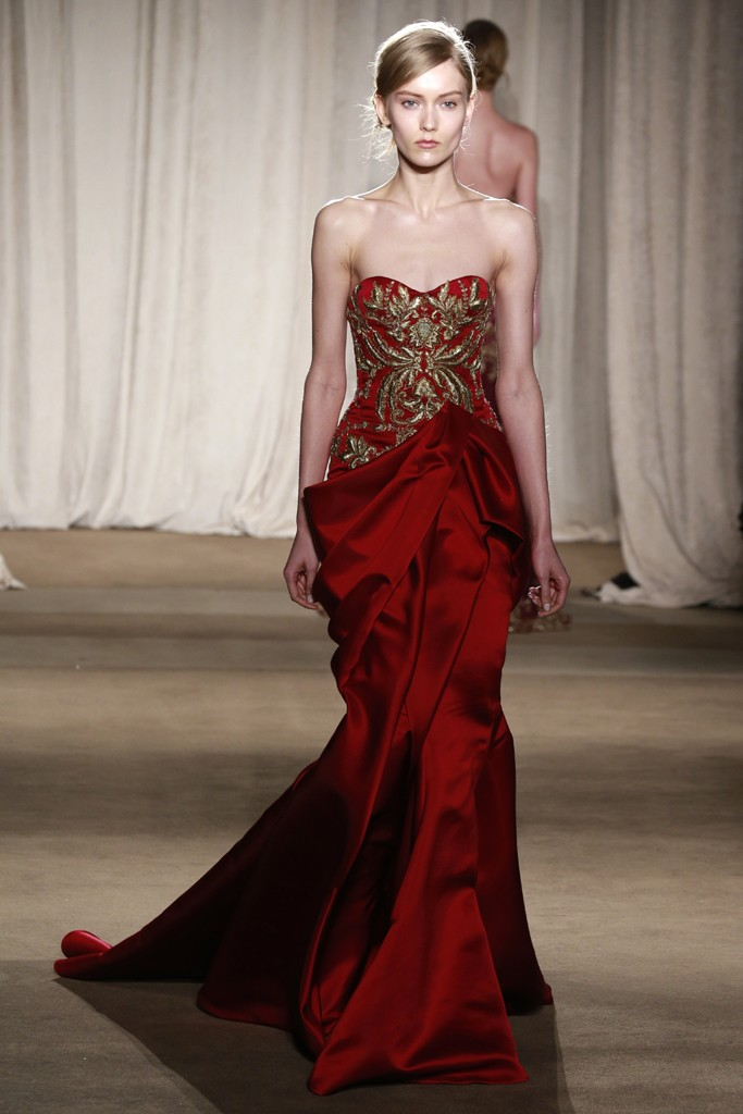 Marchesa Fall 2013 Collection-29