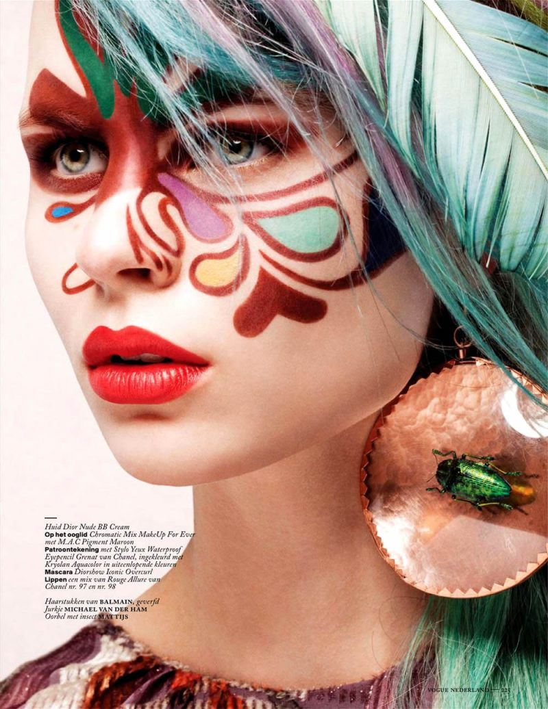 Vogue Nederland beauty