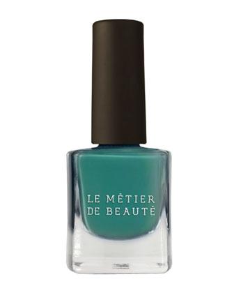Green with envy Nail polish