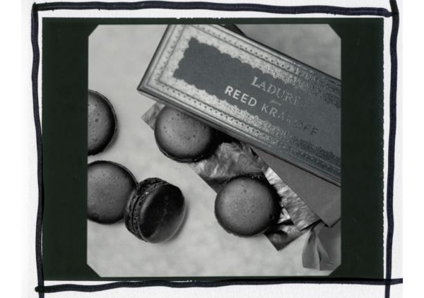 reed krakoff for laduree