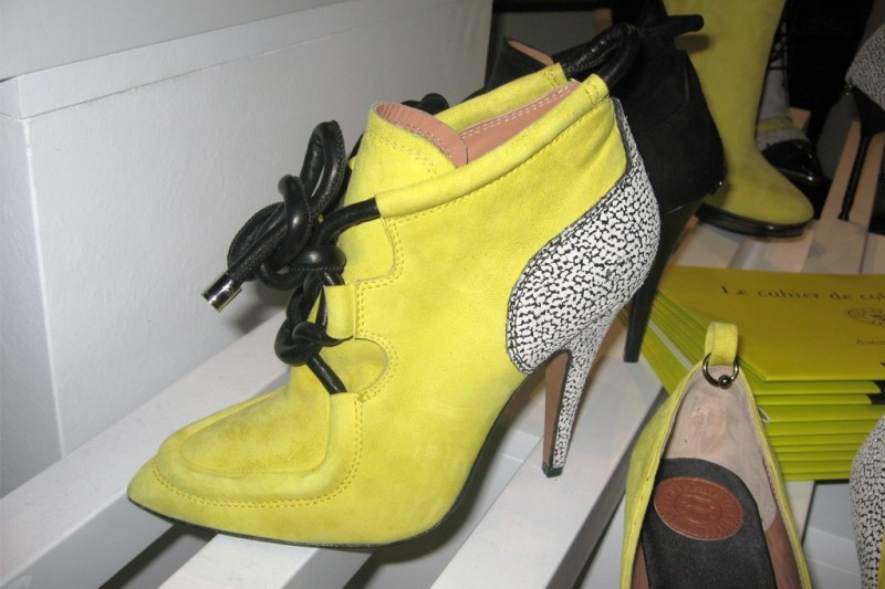 top shoes at milan fall 2013 collections