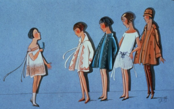 105 Years Ago... The Creation Of Lanvin Childrenswear-1