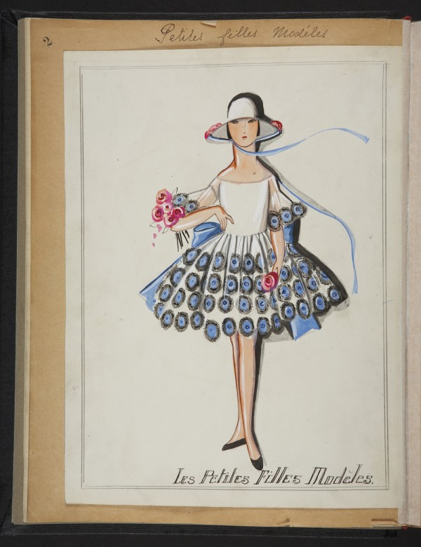 105 Years Ago... The Creation Of Lanvin Childrenswear-2