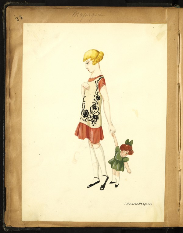 105 Years Ago... The Creation Of Lanvin Childrenswear-4