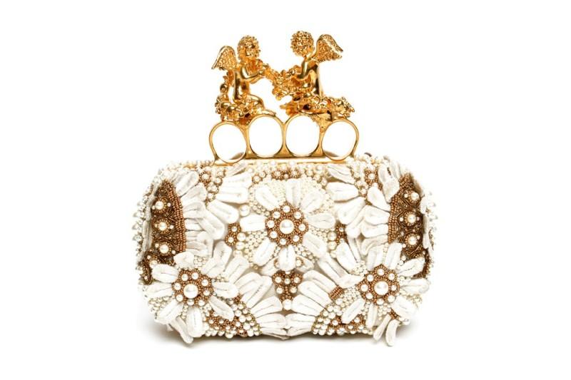 Alexander McQueen Fall 2013 Accessories Collection