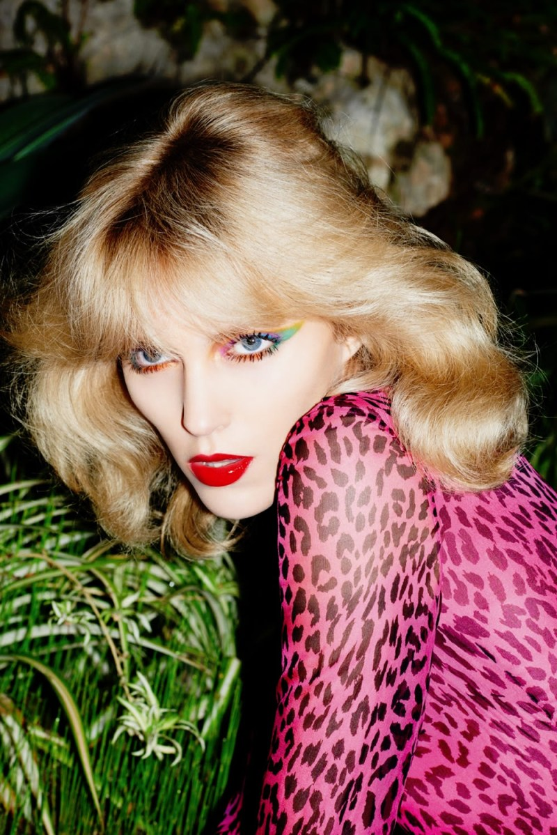 anja rubik for purple magazine spring 2013