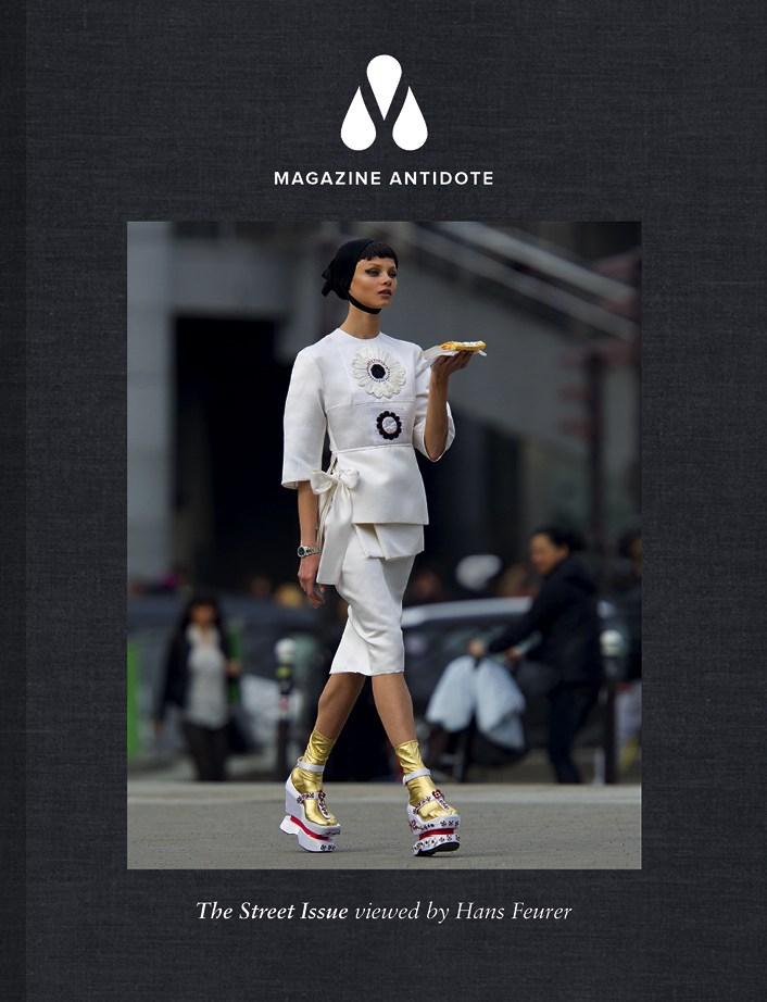 Antidote Magazine : The Street Issue
